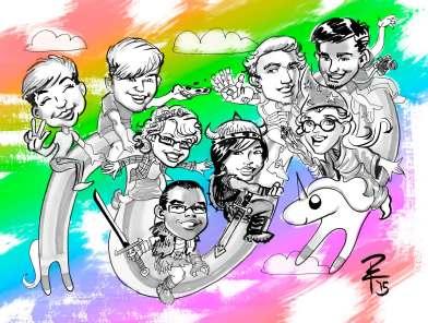 Artfest15_Caricaturesflt